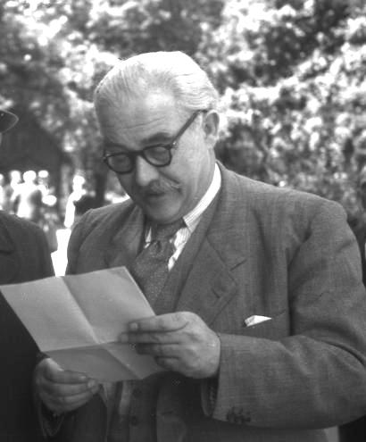 Hinrich Wilhelm Kopf (hier: Rittersturz-Konferenz 1948; Bildrechte: Bundesarchiv)