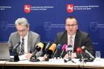 Nds. Polizeipräsident Uwe Binias, Nds. Innenminister Boris Pistorius (c) G. Oberheide